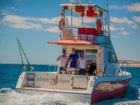 Excursion pesca