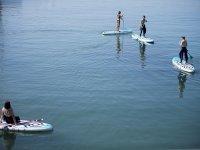 希洪的桨板冲浪郊游