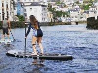 Paddle surf a Gijón