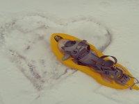 雪鞋拉各斯德拉莫利纳情人节