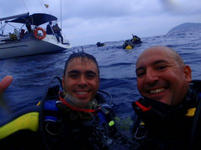 Viaje a Ibiza desde Denia + 5 inmersiones