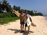 Vive experiencias de surf