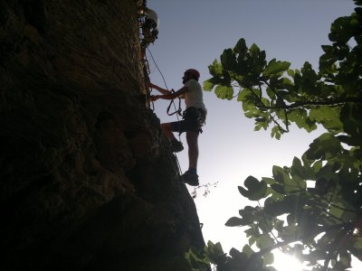 Via ferrata, Sierra de Ronda, 1 day