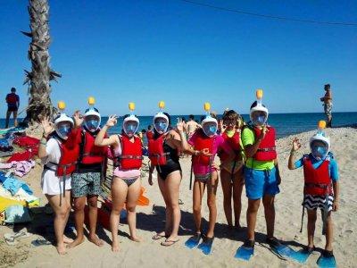 Fine del viaggio a Castellón con sport acquatici