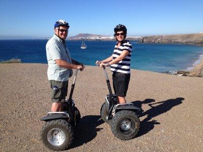 Tour 2 horas 20 minutos en Playa Blanca