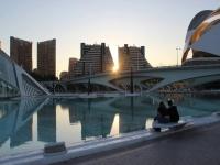 La città delle arti a Valencia