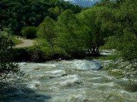 莱里达诺格拉帕利亚雷萨河的降序Prepirineo