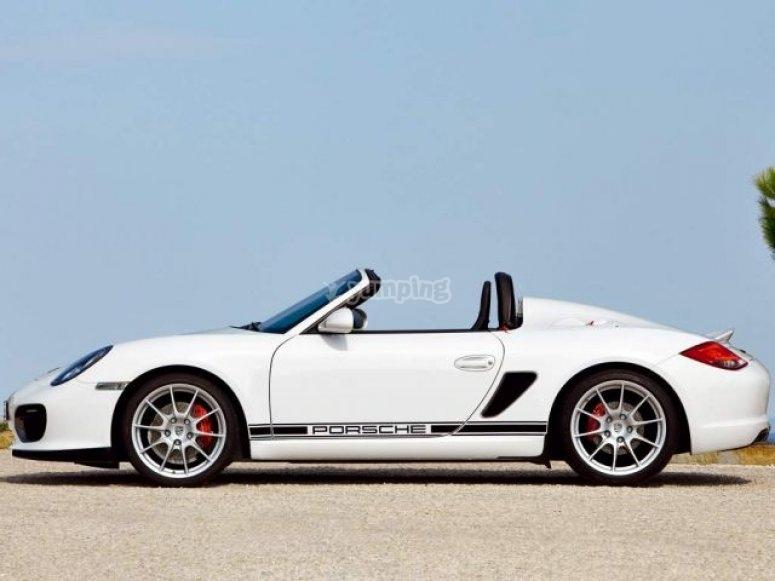 Impresionante Porsche Boxter