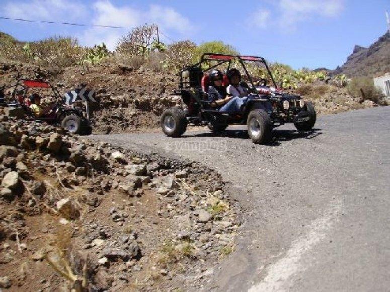 Ruta en buggy Gran Canaria