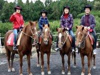 Excursiones a caballo en el Pirineo catalán