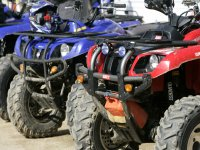 2 seater Quad bike tour in Vilassar de Dalt 1 hour