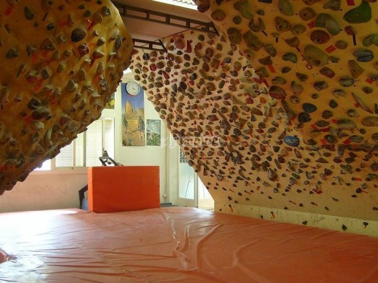 Climbing Gym in Barcelona