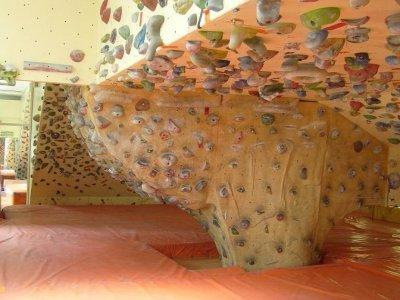 在攀岩墙攀登通行证,无限制1天