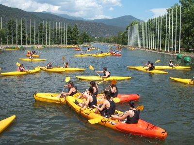 Parc Olímpic del Segre Kayaks