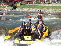 Have fun with rafting