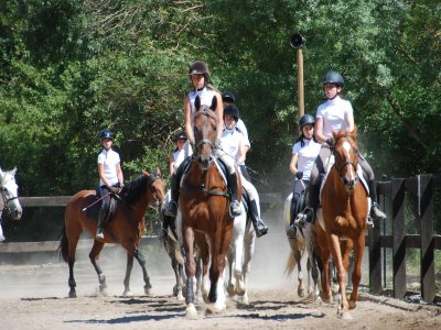 Horse Riding and language Camp in Jaca, 1 Week