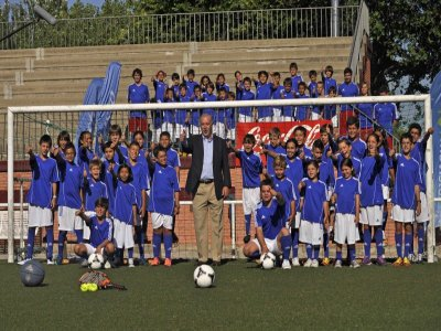 校园足球Vicente del Bosque马略卡