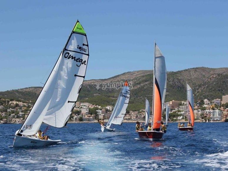 Sailboat notions