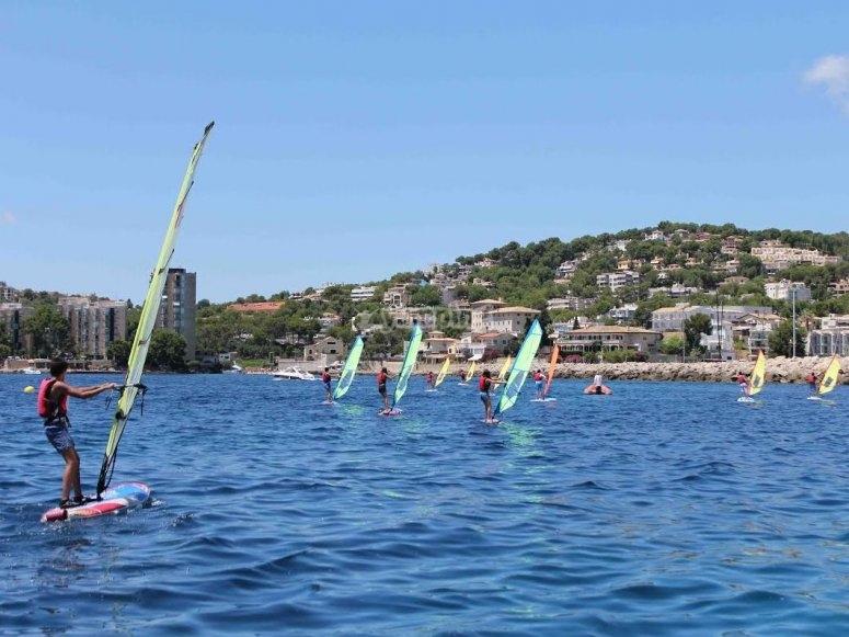 Windsurf in Mallorca