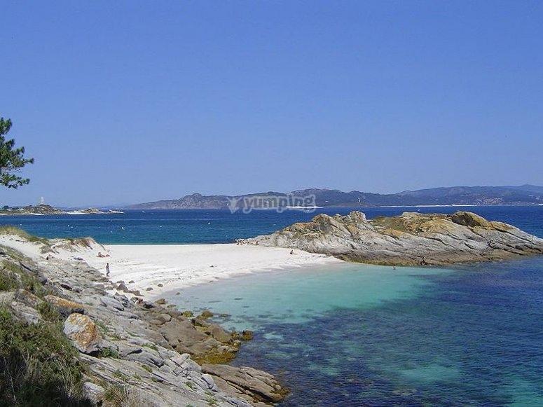 令人难以置信的海滩