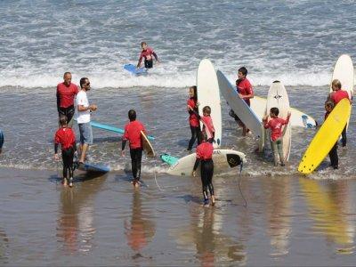 Lucas García Surf Campamentos de Surf