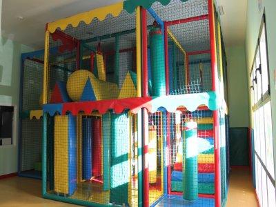 Chiqui Tin Suanzes Parques Infantiles