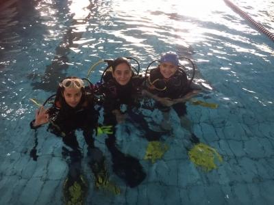 Battesimo delle immersioni a Madrid 2 ore