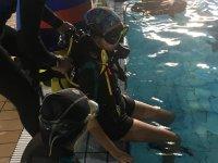 2-hour Scuba Diving Baptism, Madrid