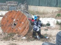 Paintball con 100 bolas en Alicante y Benidorm