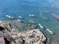 Kayak de Mar y Snorkel en Papagayo 3h