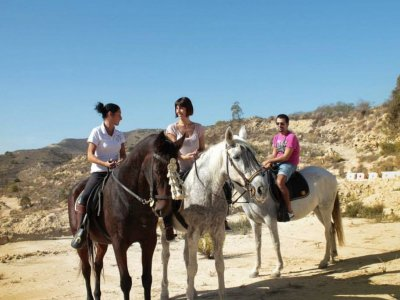 Horse Riding tour in Villajoyosa 2 hours