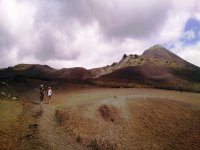 Senderismo en las erupciones de Timanfaya 5 horas