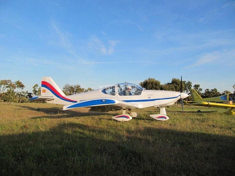 Tenemos las mejores aeronaves