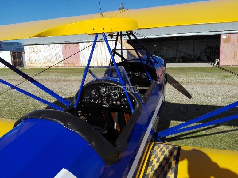 Pilota per una giornata in aereo