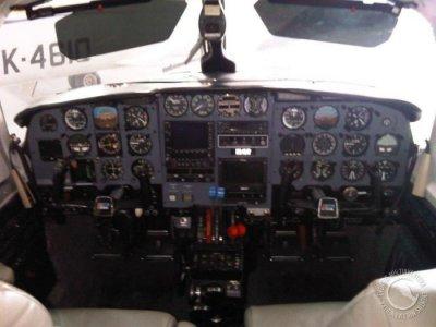 Volo in aereo, zona di San Juan, 22 minuti