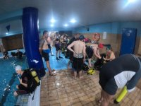 Scuba Skills Update SSI course in Madrid