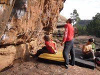 Rock Climbing day expedition in Valencia