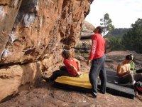体育攀岩日在瓦伦西亚