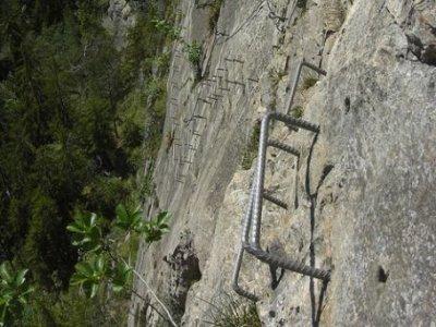 Guaranatura Vía Ferrata
