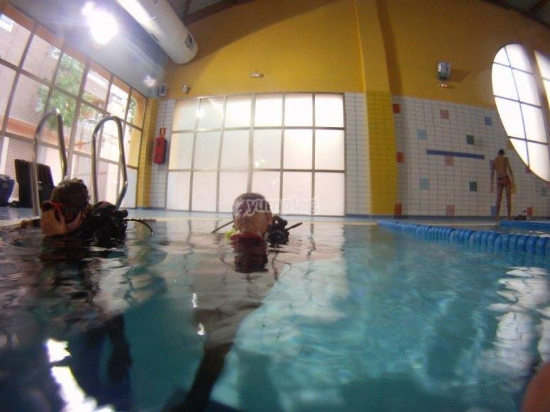 Iniciando inmersion