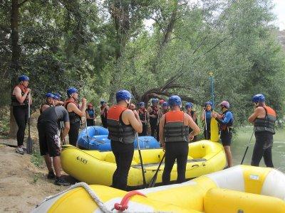 Rafting con alojamiento en Órgiva Granada