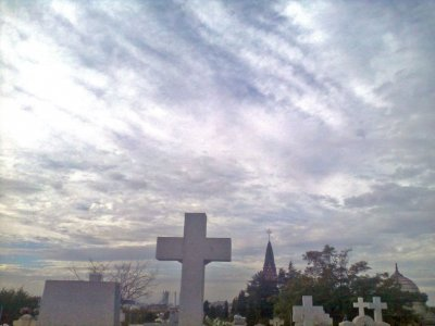 Guided visit to the La Almudena cementery, 2 hours