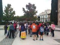 Aprendiendo la historia de Alcalá