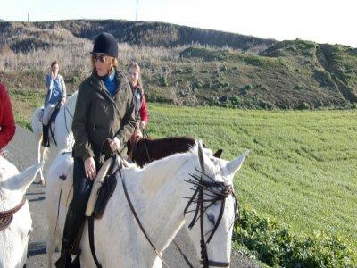 Ruta a caballo Itálica Santiponce 4 horas 30 min