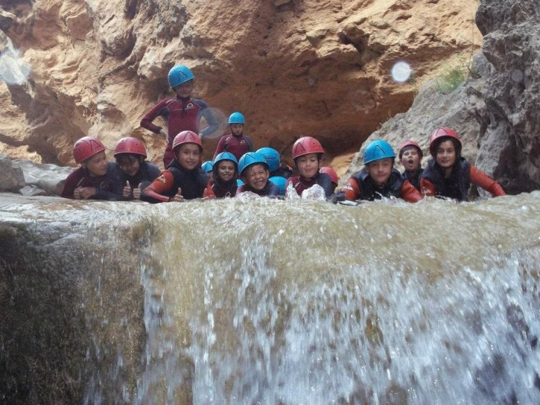 Campamento de aventuras