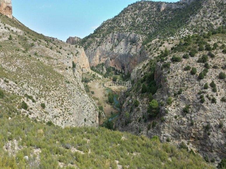 Ruta de trekking 3 horas