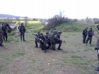 grupo de defensa airsoft