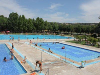 1-week urban sports camp in El Pardo