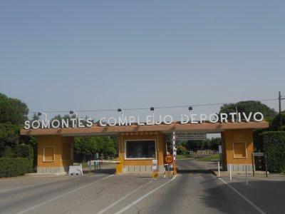 2-week urban sports camp in El Pardo