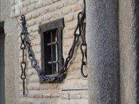 Ventana antigua en Toledo